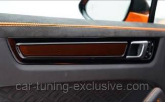 MANSORY door trims for Porsche Cayenne Coupe