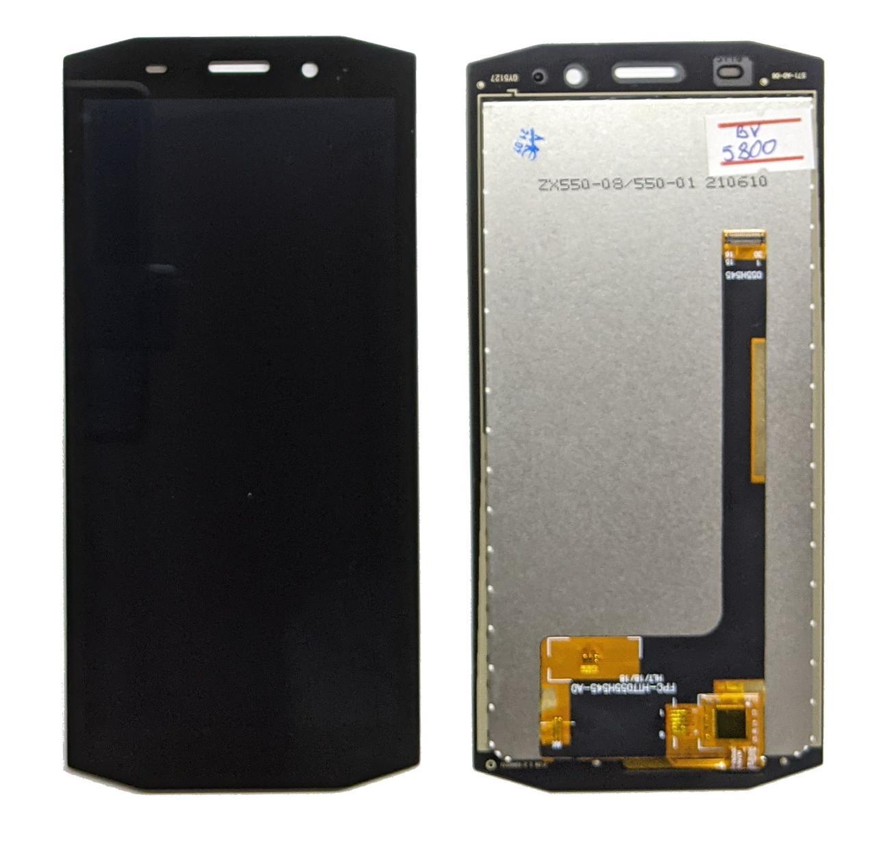 Дисплейный модуль Blackview BV5800 / BV5800 pro тачскрин и дисплей