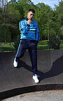 Спортивный костюм «ЗЕБРА» бирюза