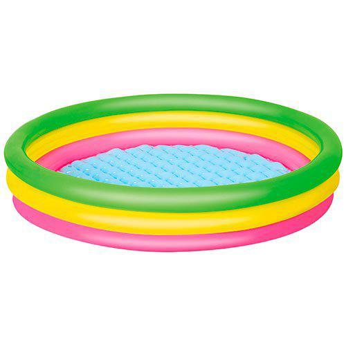Дитячий басейн Bestway 102х25 см (51104)
