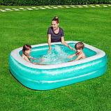 Bestway Надувний басейн Bestway 54005 (201х150х51 см), фото 2