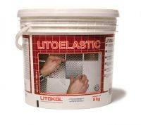 Litokol Litoelastic 5 кг Эпоксидно-полиуретановый белый клей
