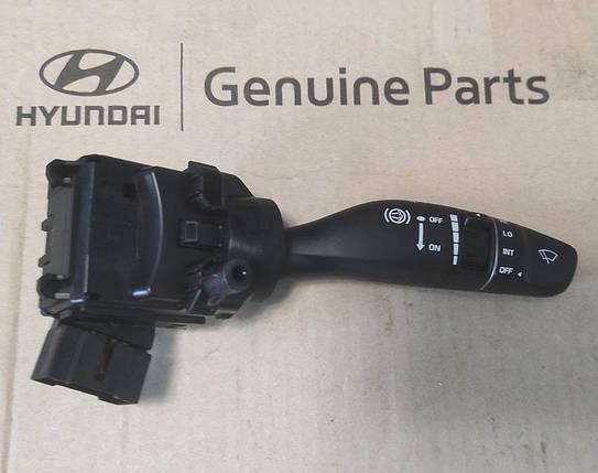 Переключатель подрулевой правый Hyundai EX8, Хюндай ЕХ-8 (933035M100), фото 2