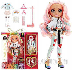 Лялька Мосту Хай Кіа Харт Rainbow High Kia Hart Valentines Edition