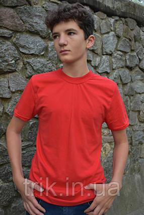 Футболка для хлопчика червона, фото 2