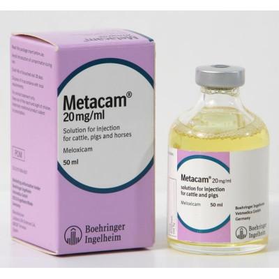 METACAM 0,5% (МЕТАКАМ) для лечения опорно-двигательного аппарата у собак 50 мл
