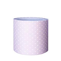 Капелюшна коробка 16х14 см Принт лавандовий