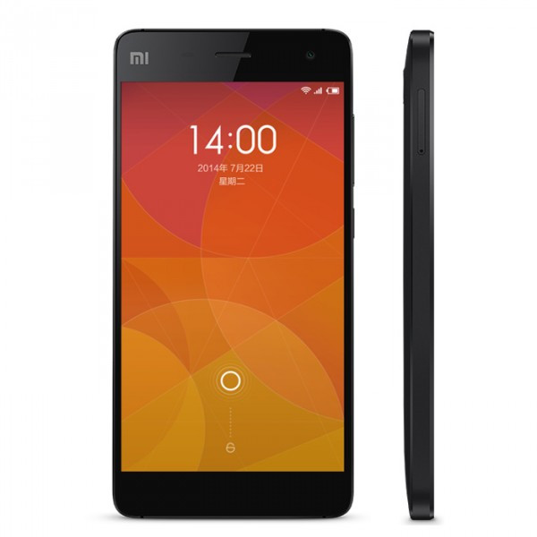 Смартфон Xiaomi Mi4 3/16GB (Black)