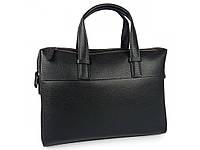 Сумка-портфель мужская кожаная для ноутбука и документов Tiding Bag