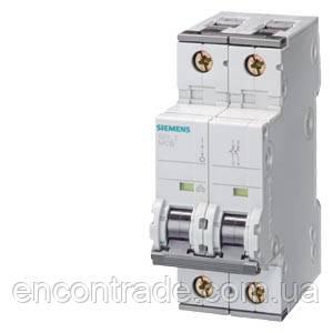 5SY5206-6 Автоматичний вимикач SIEMENS (Е)
