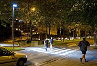 В Киеве появятся переходы с подсветкой на солнечной батарее