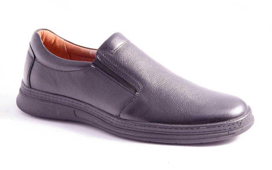 Туфлі чоловічі чорні Mida 111472