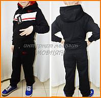 Спортивный костюм Nike для мальчиков черный