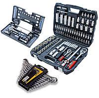 Набор инструментов 4в1 (набор инструментов 108 ед+набор отверток 18 ед+набор инструмента 57 ед+магнит )
