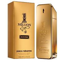 Paco Rabanne 1 Million Intense 100 ml/мл мужские духи парфюм Пако Рабан 1 Миллион Интенс (реплика)