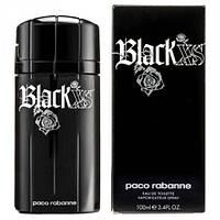 Paco Rabanne Black XS for Him 100 ml/мл мужские духи парфюм Пако Рабан Блэк Икс Эс фо Хим (реплика)