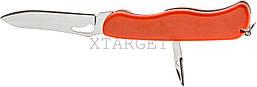 Нож PARTNER HH012014110  на 4 инстр. оранжевый