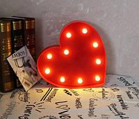 Ночник Сердце, фото 1