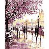 Картина по номерам Городская набережная, 40*50 см, ST