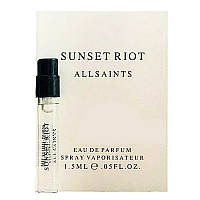 Allsaints Sunset Riot Парфумована вода (пробник) 1.5ml (719346651981)