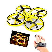 Квадрокоптер дрон Tracker Four-Axis Aerocraft (управління жестами руки)