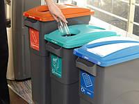 """Контейнера (урны)""""EcoSort"""" для раздельного сбора мусора"""