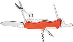 Нож PARTNER HH032014110 на 9 инстр. оранжевый