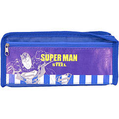 "Пенал-косметичка ""Супер герои"" Color-it XY-003 21 см (Super Man)"