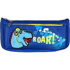 "Пенал-косметичка ""Roar"" Color-it 68042 21 см (Синий)"