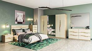 """Комплект меблів в спальню 6Д """" Смарт"""" від Світ Меблів"""