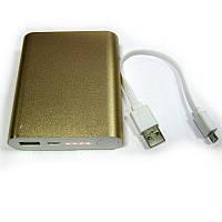 Портативное зарядное устройство Xiaomi USB Charger Li-ion 10400 mAh(5V/2.0A)(Реально 4800mAh)