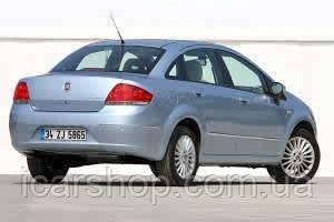 Скло Заднє Fiat Linea 2007 - XYG