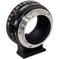 Metabones Contarex Mount Lens to Sony NEX Camera Lens Mount Adapter (Black) (MB_CX-E-BM1)