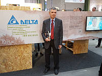 Как Delta Electroncis боролась с изменениями климата или отчет о встрече партнеров в Париже
