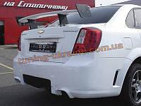 Задний бампер TS для Chevrolet Lacetti 2004-12