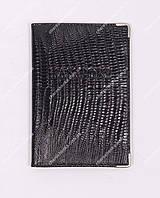Кожаная обложка на паспорт Desisan 1003-8