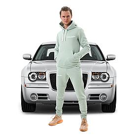 Чоловічий спортивний костюм Крайслер