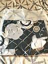 Шелковый платок палантин 2 цвета, фото 3