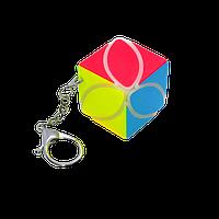 Брелок Иви куб без наклеек | Ivy Cube Keyring stickerless