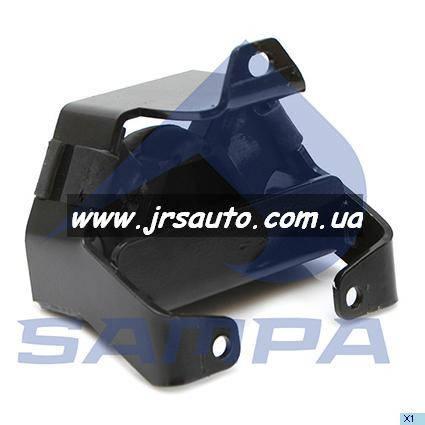Упруго-демпфирующий элемент, Двигатель / 021.007 / 81415066195 /