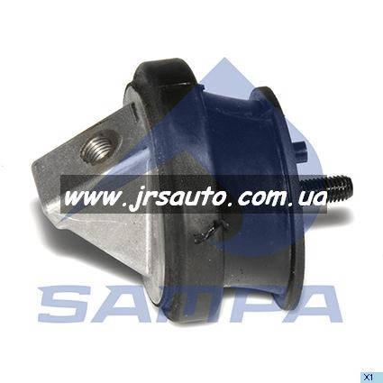 Упруго-демпфирующий элемент, Двигатель / 021.008 / 81415060096 /