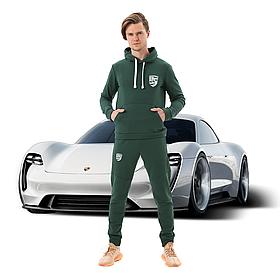 Мужской спортивный костюм Порше