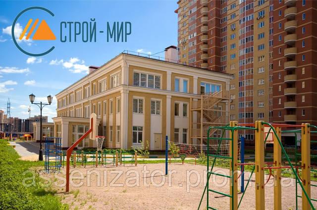 На строительство школ, больниц и коммунальных учреждений в Киеве выделено 1,3 млрд грн.