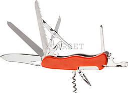 Нож PARTNER HH052014110 на 11 инстр. оранжевый