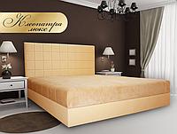 Двуспальная кровать 1.6 Клеопатра Люкс модель 1