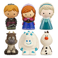 Крижане серце (Frozen) іграшки для ванни