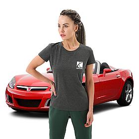 Жіноча футболка Сатурн
