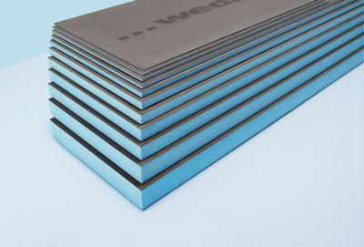 Теплоизоляционная панель WEDI 2500/600/20 мм для хамама