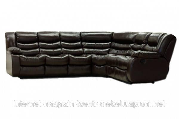 Диван раскладной кожаный с доставкой