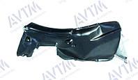 Подкрылок (локер) BMW 1 E81/E87 '04-11 передний левый задняя часть